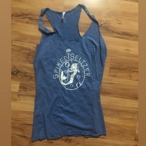 Ladies Size Small Spiked Seltzer Mermaid Tank S